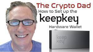 فیلم جامع آموزش راه اندازی و تنظیمات کیف پول سخت افزاری کیپ کی keepkey