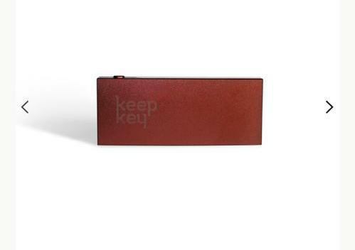 کیف پول سخت افزاری کیپ کی قرمز
